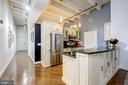 Wonderful space to prepare meals - 1701 KALORAMA RD NW #206, WASHINGTON