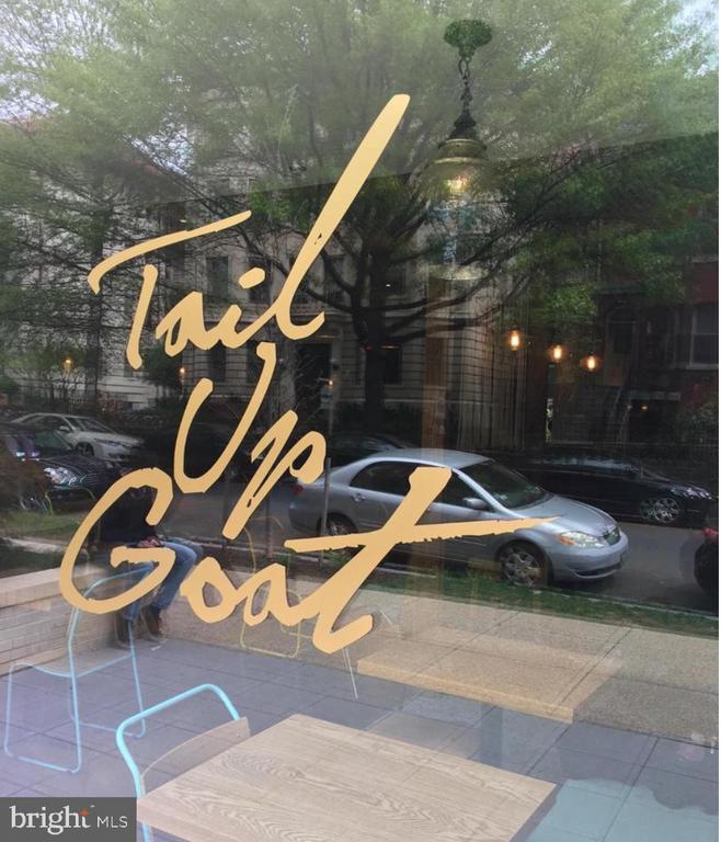 Amazing restaurants in the neighborhood - 1701 KALORAMA RD NW #206, WASHINGTON