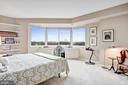 Second bedroom suite - 5600 WISCONSIN AVE #1408, CHEVY CHASE