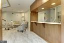 SH I community room w/ catering kitchen - 5600 WISCONSIN AVE #1408, CHEVY CHASE