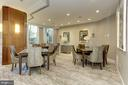 Somerset House I community room - 5600 WISCONSIN AVE #1408, CHEVY CHASE