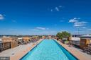 Rooftop Deck Features a Swimming Pool! - 910 M ST NW #525, WASHINGTON