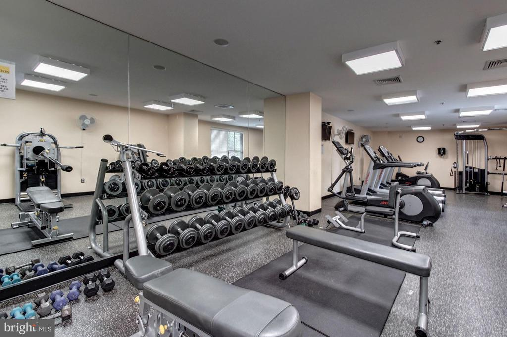Fitness Center & Gym - 910 M ST NW #525, WASHINGTON