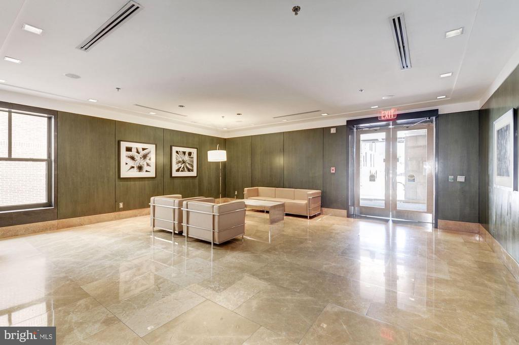 Lobby - 910 M ST NW #525, WASHINGTON