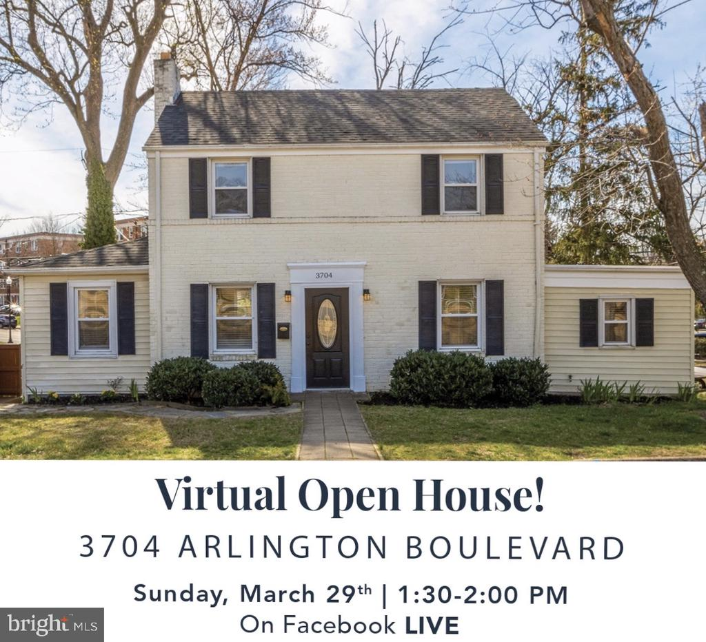 PLEASE SEE REMARKS FOR DETAILS AND VIRTUAL TOUR! - 3704 ARLINGTON BLVD, ARLINGTON