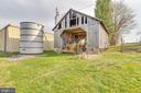 Barn capable of housing your tractor - 1007 PEMBROKE WAY, CHARLES TOWN