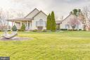 From the welcoming front yard - 1007 PEMBROKE WAY, CHARLES TOWN