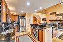 Designer Kitchen - 738 SONATA WAY, SILVER SPRING