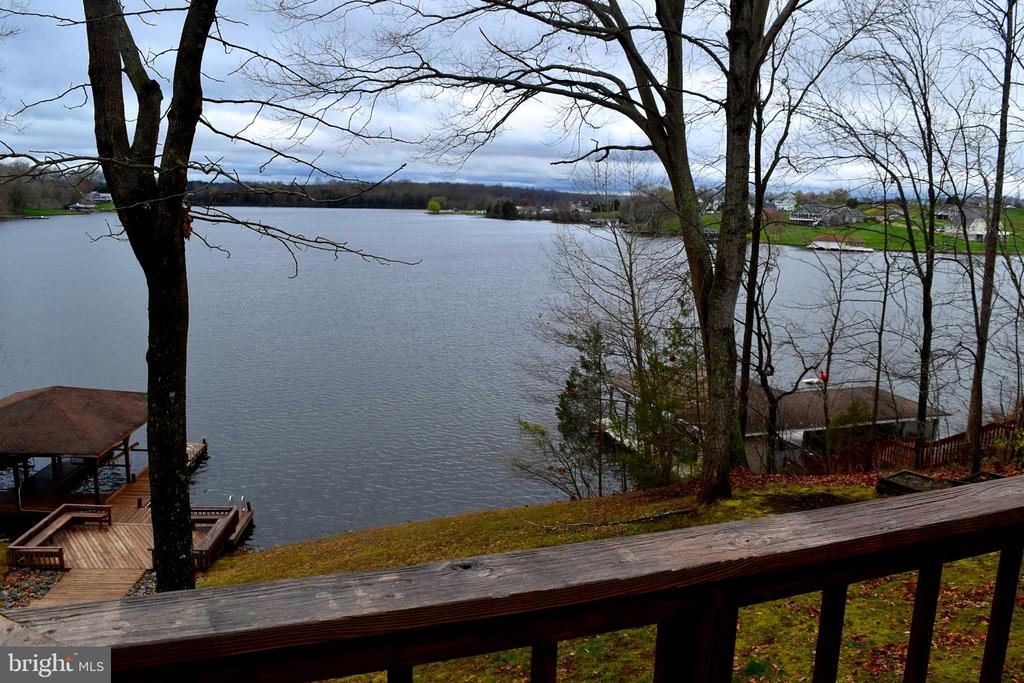 Main Level - View from Deck - 6220 BELMONT RD, MINERAL