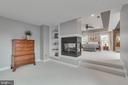 Master bedroom sitting room - 20464 SWAN CREEK CT, STERLING