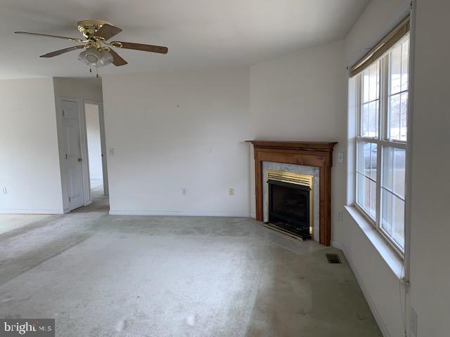 Living room - 2614 RUFFIN DR, FREDERICKSBURG