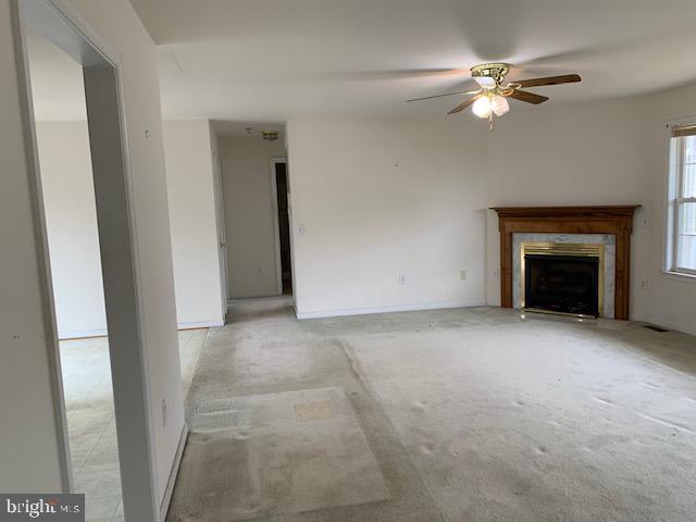Livingroom - 2614 RUFFIN DR, FREDERICKSBURG