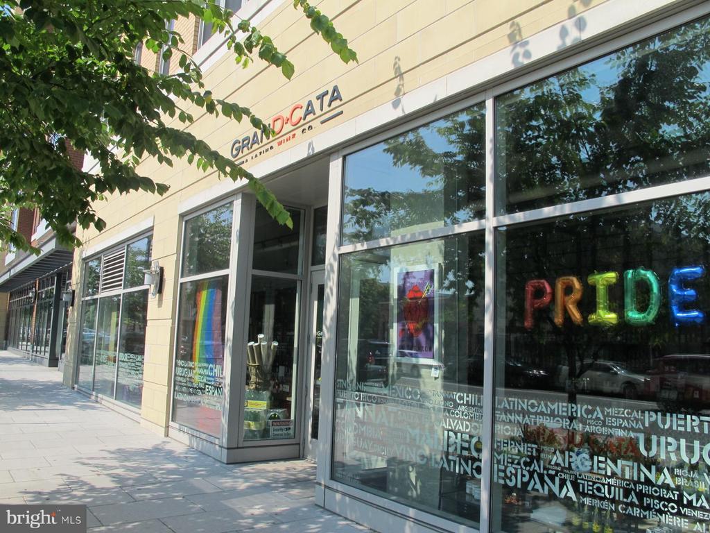 Don't forget Grand Cata, Latin Wine Shop. - 420 RIDGE ST NW, WASHINGTON