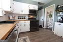 Alt view of beautiful kitchen! - 11833 PURCELL RD, LOVETTSVILLE