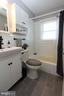 New renovated full bathroom - 11833 PURCELL RD, LOVETTSVILLE