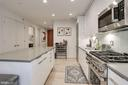 Appointed w/gas & high-end Thermador appliances - 45 SUTTON SQ SW #704, WASHINGTON