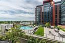 Saltwater pool & grilling/dining deck w/views - 45 SUTTON SQ SW #704, WASHINGTON