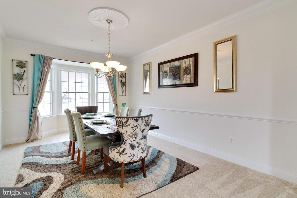 Dining Room - 4507 BRIDLE RIDGE RD, UPPER MARLBORO