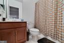 Basement Full Bath - 4507 BRIDLE RIDGE RD, UPPER MARLBORO