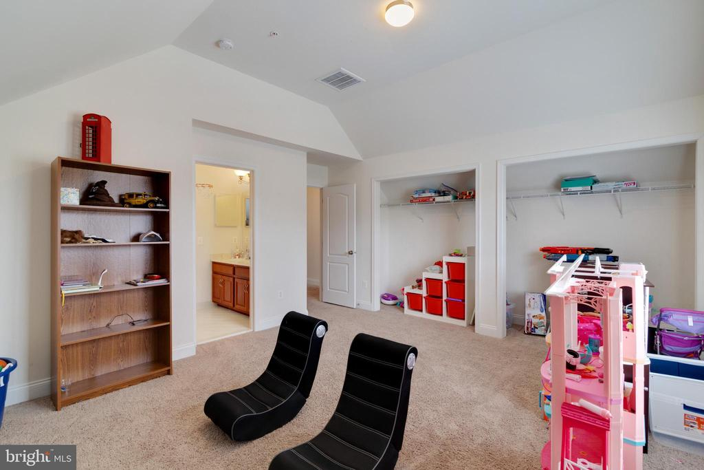 Game Room / Bedroom #5 - 4507 BRIDLE RIDGE RD, UPPER MARLBORO