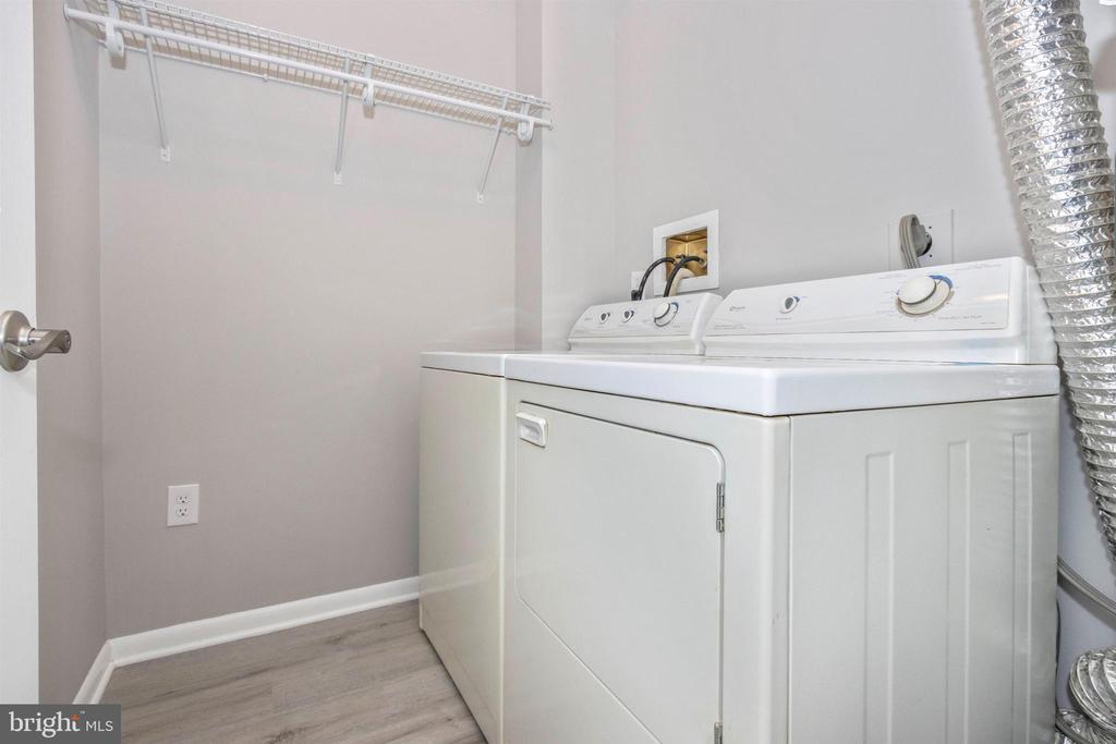 Laundry - 6929 CLEARWIND CT #B, BALTIMORE