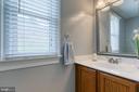 Guest Bathroom - 5 EMERSON CT, STAFFORD