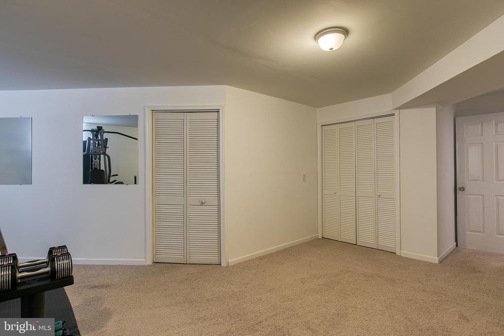 Rec room - 5 EMERSON CT, STAFFORD