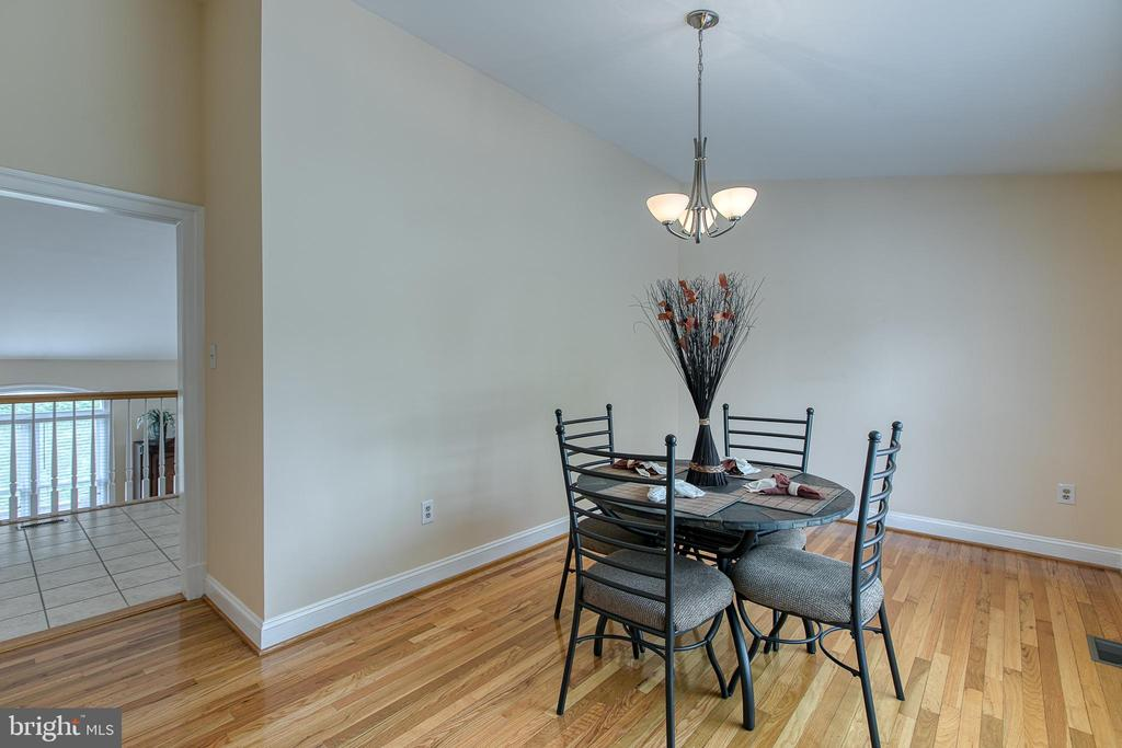 Dining Room off Kitchen - 5 EMERSON CT, STAFFORD