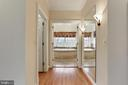 Double french doors into one of a kind master bath - 2375 BALLENGER CREEK PIKE, ADAMSTOWN