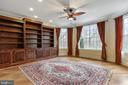 The perfect home office or library, one of a kind - 2375 BALLENGER CREEK PIKE, ADAMSTOWN