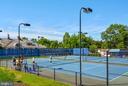 River Creek Tennis Courts - 18441 LANIER ISLAND SQ, LEESBURG