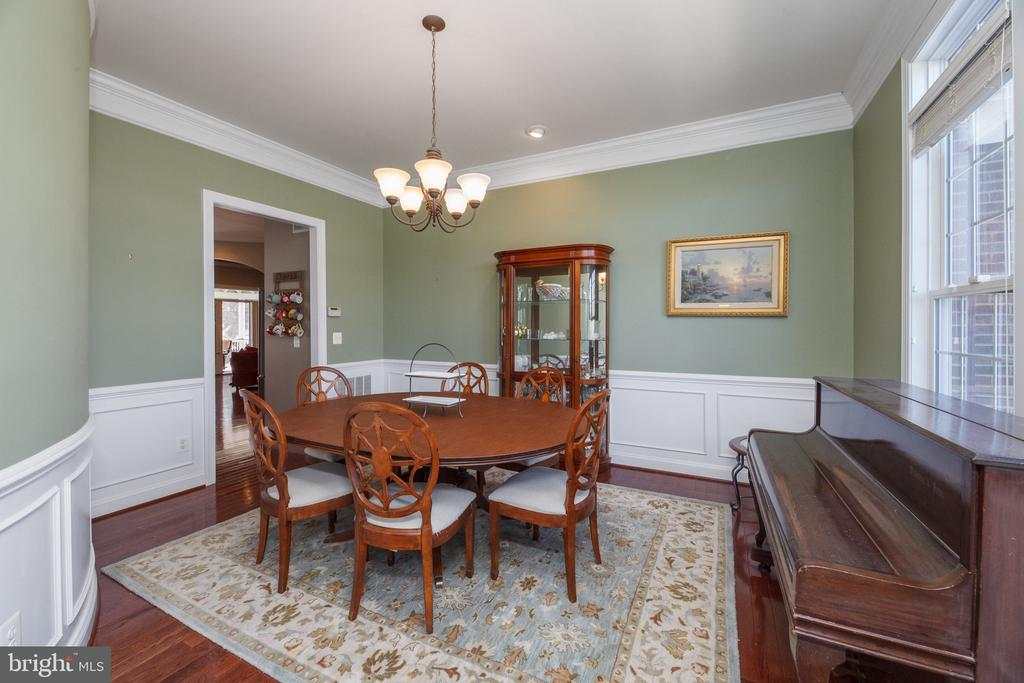 Formal Dining Room - 18754 KIPHEART DR, LEESBURG