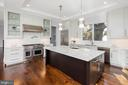 Custom ceiling-height cabinetry - 31 N JACKSON ST, ARLINGTON
