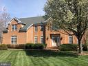 Brick front and backing to golf course - 42 LIGHTFOOT DR, STAFFORD