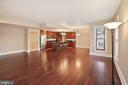 Hardwood Floors & Great Light - 9610 DEWITT DR #PH412, SILVER SPRING