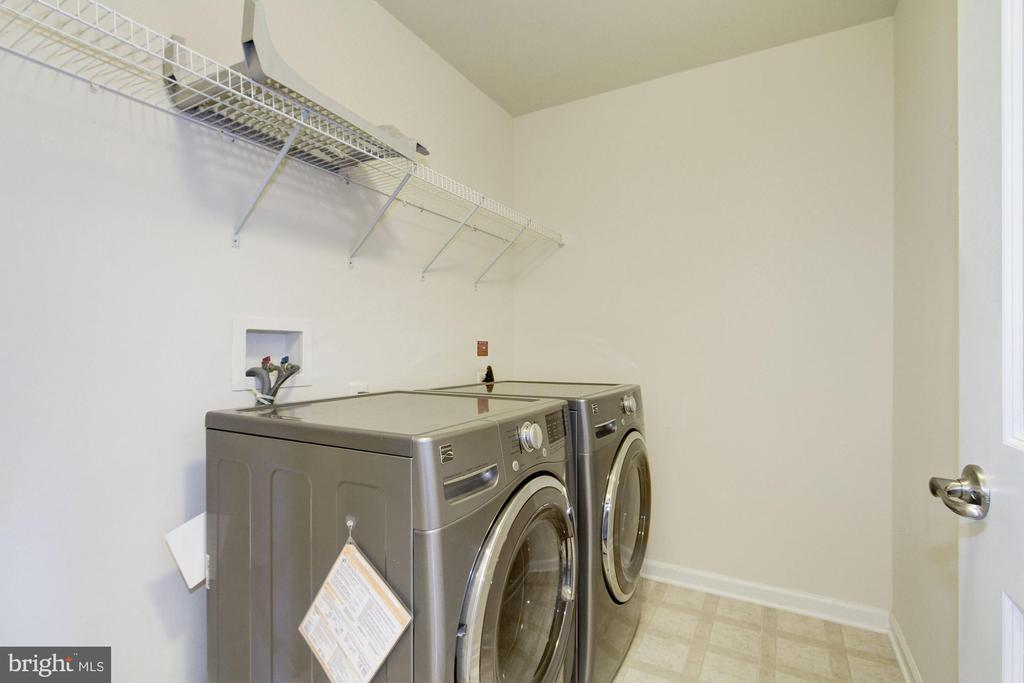 Laundry room - 13411 WATERFORD HILLS BLVD, GERMANTOWN