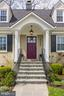 Charming entry Portico - 2366 N OAKLAND ST, ARLINGTON