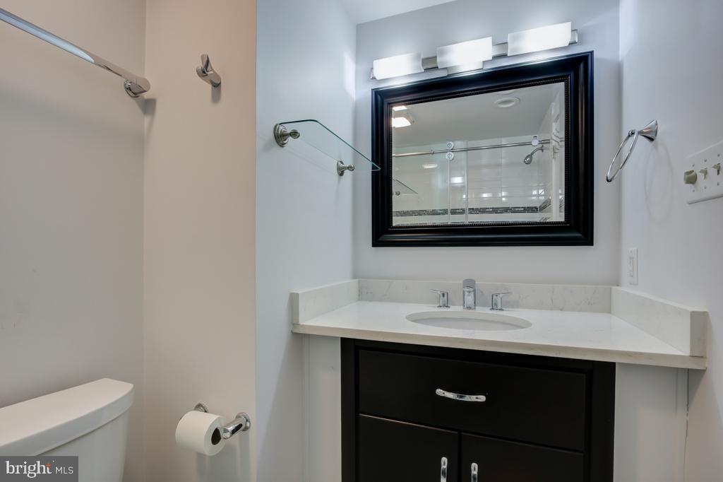 Updated bathroom - 2114 N ST NW #21, WASHINGTON