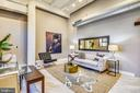 Open Concept Living/Dining - 1701 KALORAMA RD NW #314, WASHINGTON