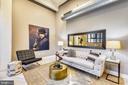 Living Room - 1701 KALORAMA RD NW #314, WASHINGTON