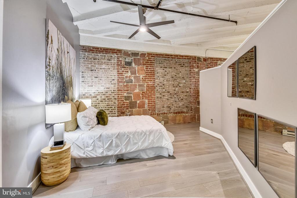 Master Bedroom - 1701 KALORAMA RD NW #314, WASHINGTON