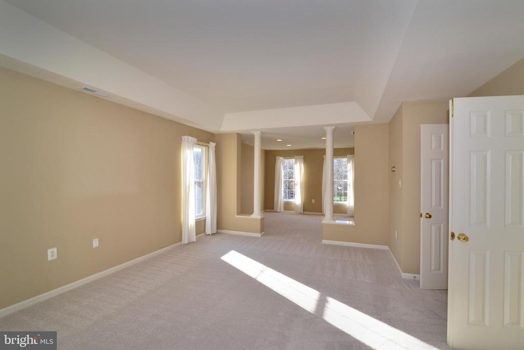 Another view of owners suite, new carpeting - 1439 HARLE PL SW, LEESBURG