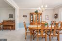 Plenty of room  enjoy those formal dinner parties - 28 FIREBERRY BLVD, STAFFORD