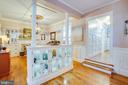 Enclosed space to showcase precious collections! - 1104 PRINCE EDWARD ST, FREDERICKSBURG