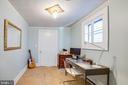 Pass through room to master c/b office or nursery - 1104 PRINCE EDWARD ST, FREDERICKSBURG