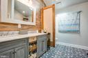 10x9 Renovated Master Bathroom - 1104 PRINCE EDWARD ST, FREDERICKSBURG