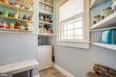 11x5 Pantry also has 2nd option for W/D - 1104 PRINCE EDWARD ST, FREDERICKSBURG