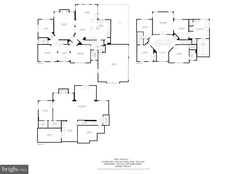 Floor Plan - 1423 MAYHURST BLVD, MCLEAN
