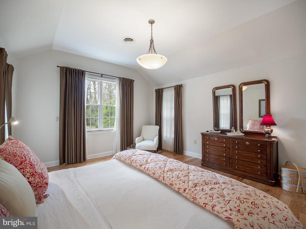 large bedroom with 10-foot ceiling - 915 MCCENEY AVE, SILVER SPRING