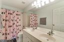 2nd Full Bath - 3551 ESKEW CT, WOODBRIDGE